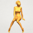 A01.png Download free STL file Naked Girl E01 • 3D printer template, GeorgesNikkei