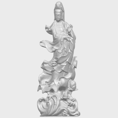 10_TDA0298_Avalokitesvara_Bodhisattva_Standing_(vi)_A02.png Télécharger fichier STL gratuit Avalokitesvara Bodhisattva - Debout 06 • Objet pour impression 3D, GeorgesNikkei