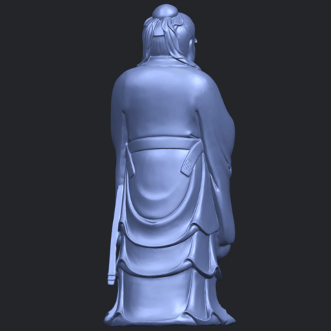 13_TDA0341_ConfuciusB07.png Download free STL file Confucius • 3D printable model, GeorgesNikkei