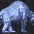 15_TDA0744_Bear_02B05.png Télécharger fichier STL gratuit Ours 02 • Plan à imprimer en 3D, GeorgesNikkei