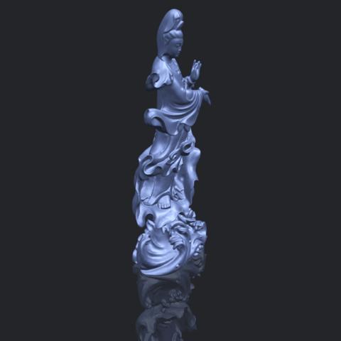 10_TDA0298_Avalokitesvara_Bodhisattva_Standing_(vi)_B00-1.png Télécharger fichier STL gratuit Avalokitesvara Bodhisattva - Debout 06 • Objet pour impression 3D, GeorgesNikkei