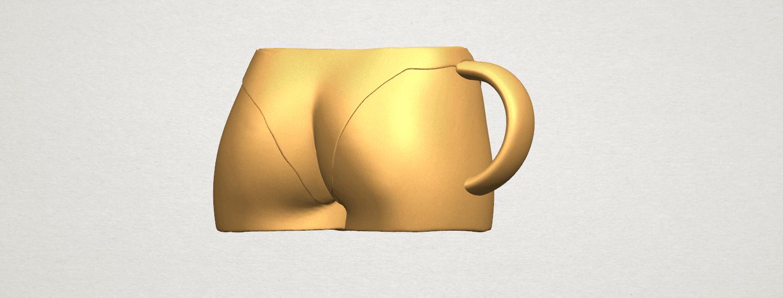 TDA0619 Bikini Cup A06.png Download free STL file Bikini Cup • 3D printer design, GeorgesNikkei