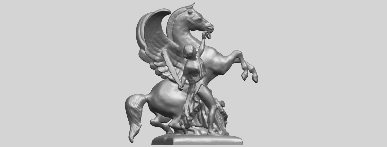 10_Horse_(v)_88.3mmA06.png Télécharger fichier STL gratuit Cheval 05 • Plan pour impression 3D, GeorgesNikkei