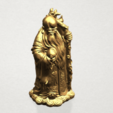 Sao (Fook Look Sao) 80mm - B07.png Download free STL file Sao (Fook Look Sao) • 3D printable model, GeorgesNikkei