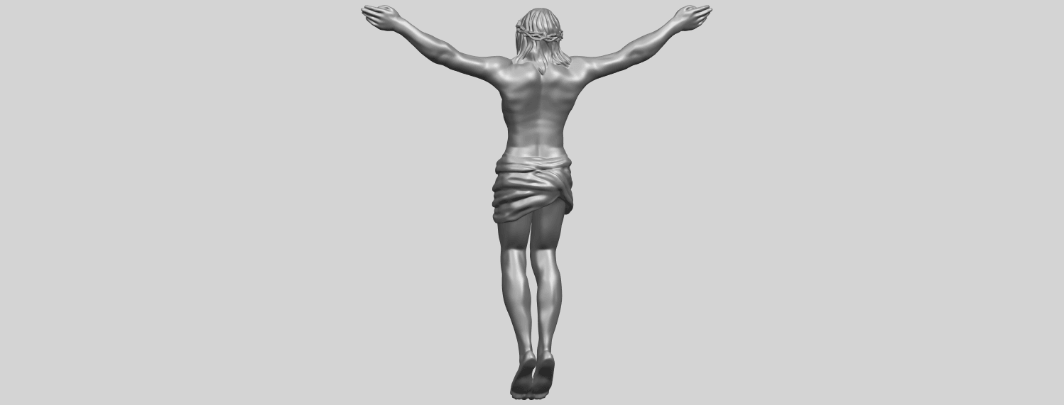 21_TDA0230_Jesus_iA06.png Download free STL file Jesus 01 - top • Object to 3D print, GeorgesNikkei