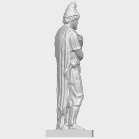 17_TDA0266_Tiridates_I_of_ArmeniaA09.png Download free STL file Tiridates I of Armenia • 3D print model, GeorgesNikkei