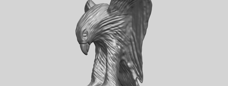 TDA0749_Eagle_06A10.png Télécharger fichier STL gratuit Aigle 06 • Plan pour impression 3D, GeorgesNikkei