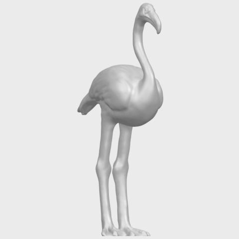 04_TDA0597_Flamingo_01A08.png Download free STL file Flamingo 01 • 3D printing model, GeorgesNikkei