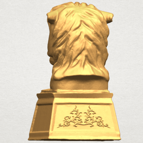 TDA0514 Chinese Horoscope of Horse 02 A04.png Download free STL file Chinese Horoscope of Horse 02 • 3D printer model, GeorgesNikkei