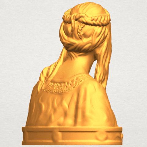 A08.png Télécharger fichier STL gratuit Vittoria Colonna • Objet pour impression 3D, GeorgesNikkei
