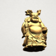 Télécharger STL gratuit Bouddha Metteyya 05, GeorgesNikkei
