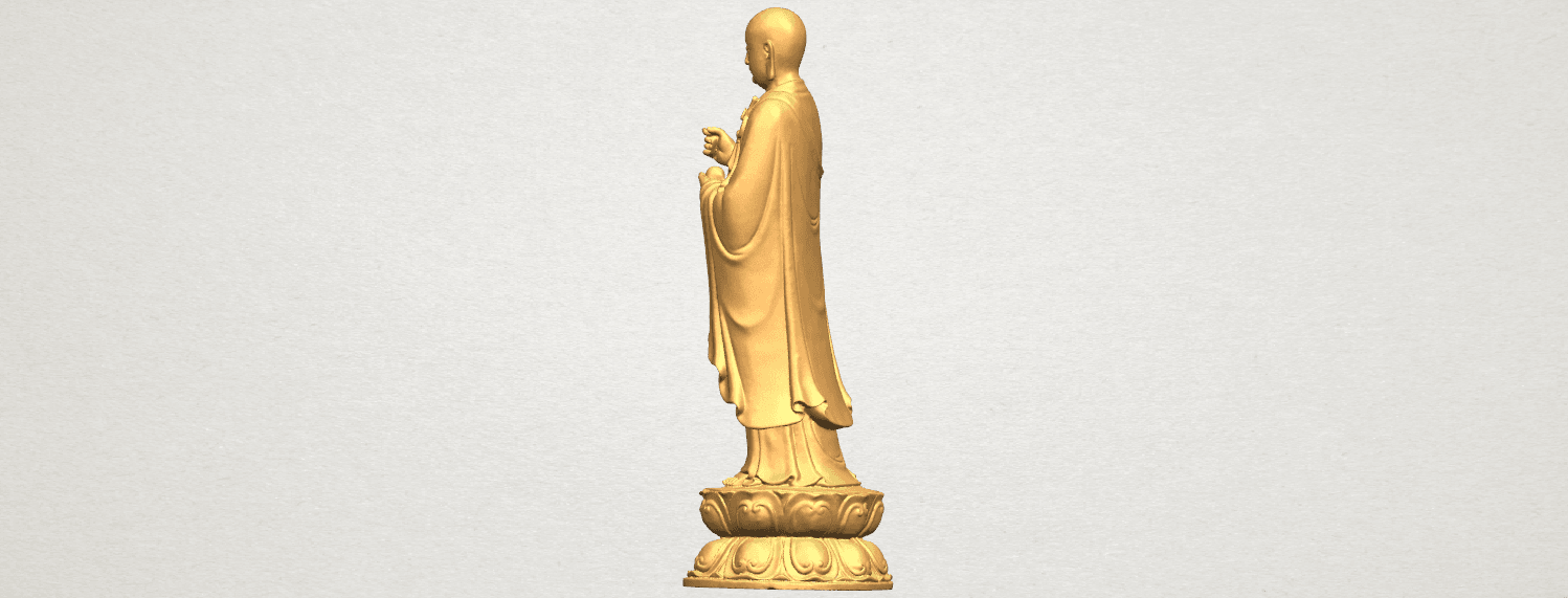 TDA0495 The Medicine Buddhav A04.png Download free STL file The Medicine Buddha • 3D print object, GeorgesNikkei