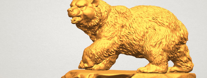 A11.png Télécharger fichier STL gratuit Ours 01 • Plan imprimable en 3D, GeorgesNikkei