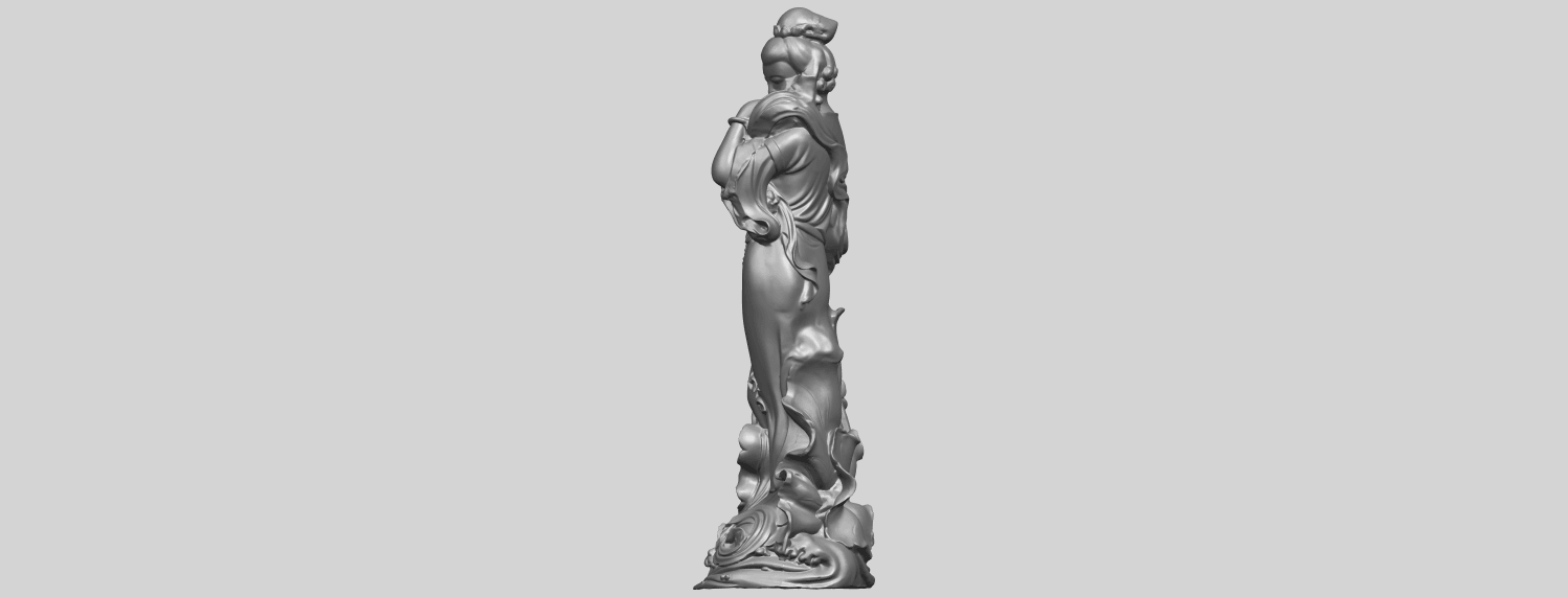 06_TDA0449_Fairy_04A04.png Download free STL file Fairy 04 • Object to 3D print, GeorgesNikkei