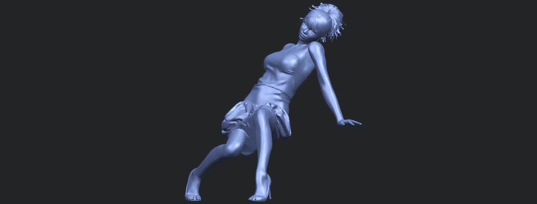 19_TDA0661_Naked_Girl_G09B02.png Télécharger fichier STL gratuit Fille nue G09 • Design pour impression 3D, GeorgesNikkei