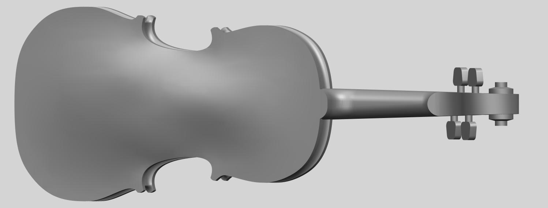 01_TDA0305_ViolinA07.png Download free STL file Violin • 3D print design, GeorgesNikkei