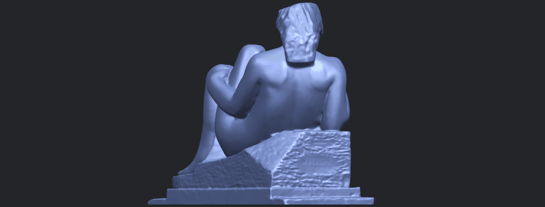 20_TDA0170_Naked_Girl_(xiii)_88mmB08.png Download free STL file Naked Girl 13 • 3D print design, GeorgesNikkei