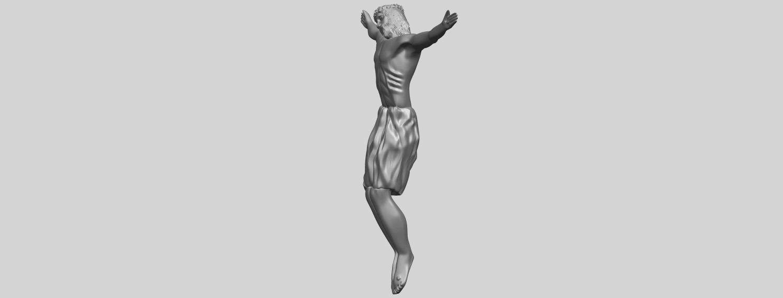 04_TDA0232_Jesus_iii_88mmA03.png Download free STL file Jesus 03 • 3D printable template, GeorgesNikkei