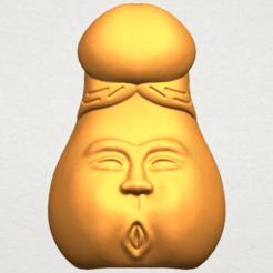 Objet 3D gratuit  Dick 01 cute, GeorgesNikkei