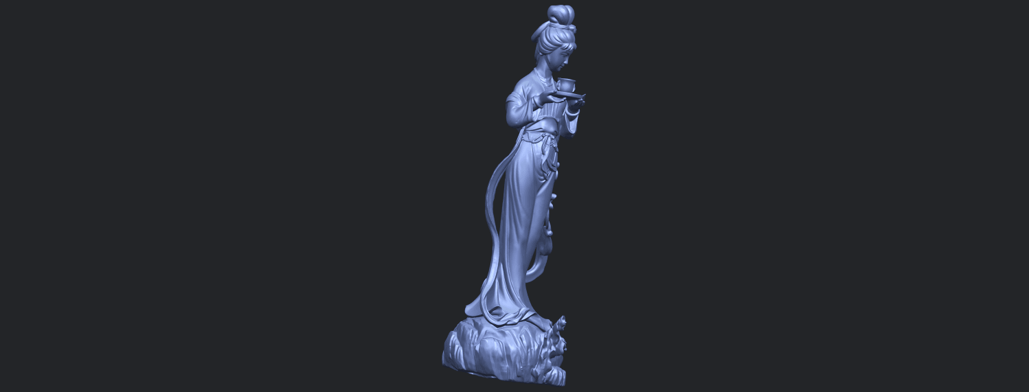 09_TDA0253_Fairy01B09.png Download free STL file Fairy 01 • 3D printer object, GeorgesNikkei