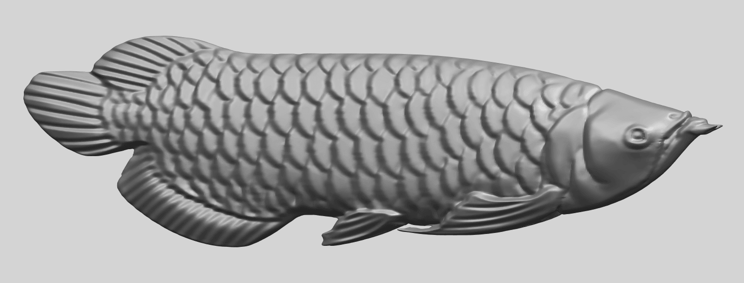 02_Fish_i_100mm_A07.png Download free STL file Fish 01 • 3D printable model, GeorgesNikkei