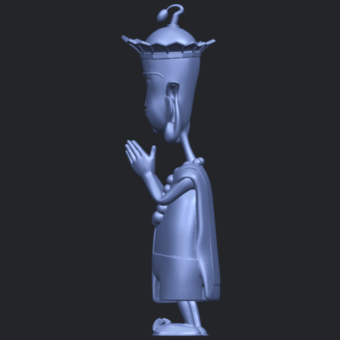 14_TDA0245_Pilgrimage-Tang_SengB04.png Download free STL file Pilgrimage-Tang Seng • 3D printable template, GeorgesNikkei
