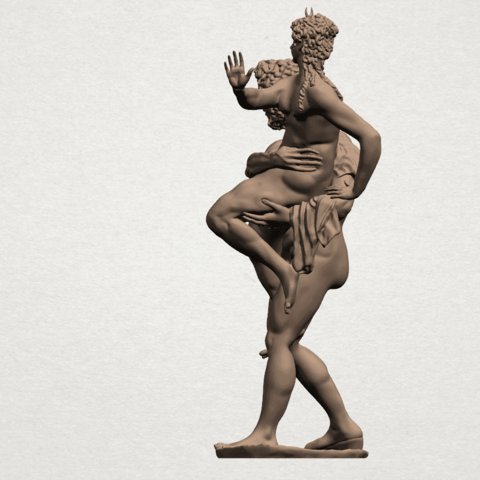 Naked Couple (iv) A02.png Download free STL file Naked Couple 04 • 3D printable model, GeorgesNikkei