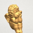 TDA0481 Angel Baby 04 B07.png Download free STL file Angel Baby 04 • 3D printable template, GeorgesNikkei