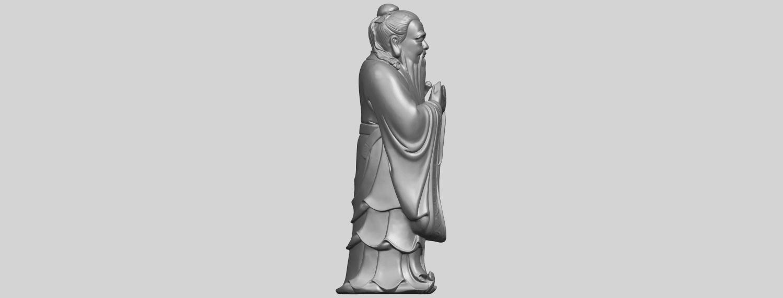 13_TDA0341_ConfuciusA09.png Download free STL file Confucius • 3D printable model, GeorgesNikkei
