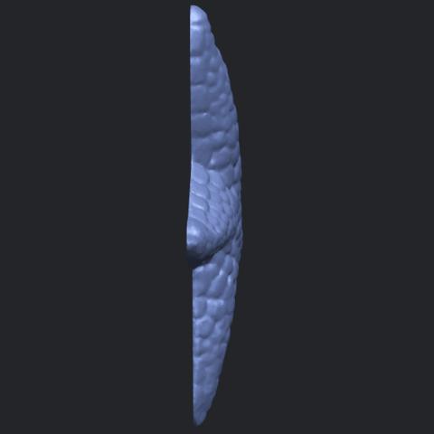 12_TDA0608_Starfish_02B09.png Télécharger fichier STL gratuit Étoile de mer 02 • Plan pour impression 3D, GeorgesNikkei