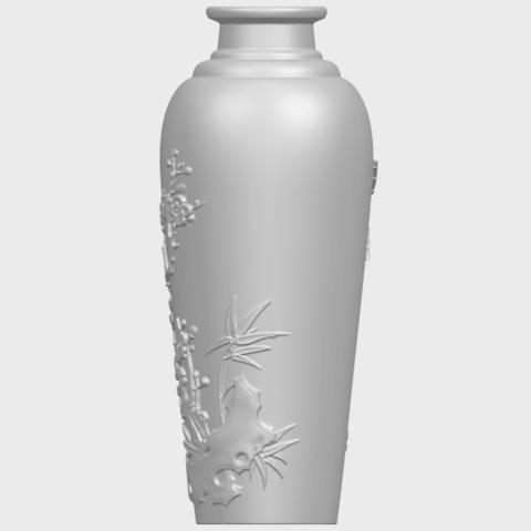 18_TDA0498_Vase_01A05.png Télécharger fichier STL gratuit Vase 01 • Modèle pour impression 3D, GeorgesNikkei