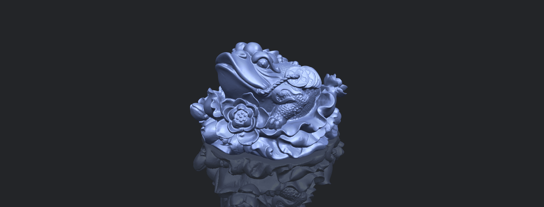 21_TDA0336_The_Golden_ToadB00-1.png Download free STL file The Golden Toad • 3D printer design, GeorgesNikkei