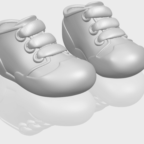 01_TDA0322_Shoe_01A00-1.png Download free STL file Shoe 01 • 3D printable design, GeorgesNikkei