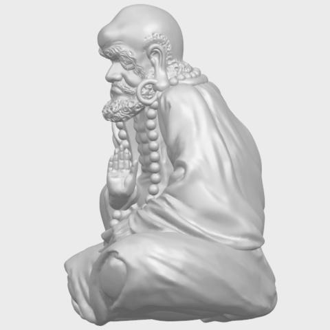 02_Da_Mo__(i)_88mmA03.png Télécharger fichier STL gratuit Da Mo 01 • Modèle imprimable en 3D, GeorgesNikkei