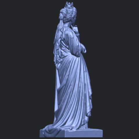 04_TDA0267_MargaretB08.png Download free STL file Margaret • Object to 3D print, GeorgesNikkei