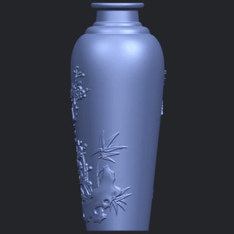 18_TDA0498_Vase_01B05.png Télécharger fichier STL gratuit Vase 01 • Modèle pour impression 3D, GeorgesNikkei