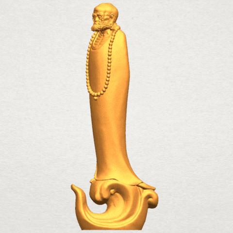 TDA0337 Da Mo (iii) A02.png Télécharger fichier STL gratuit Da Mo 03 • Design pour impression 3D, GeorgesNikkei