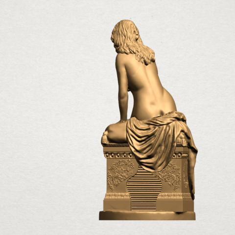 Naked Girl (i) B05.png Download free STL file Naked Girl 01 • 3D printing model, GeorgesNikkei