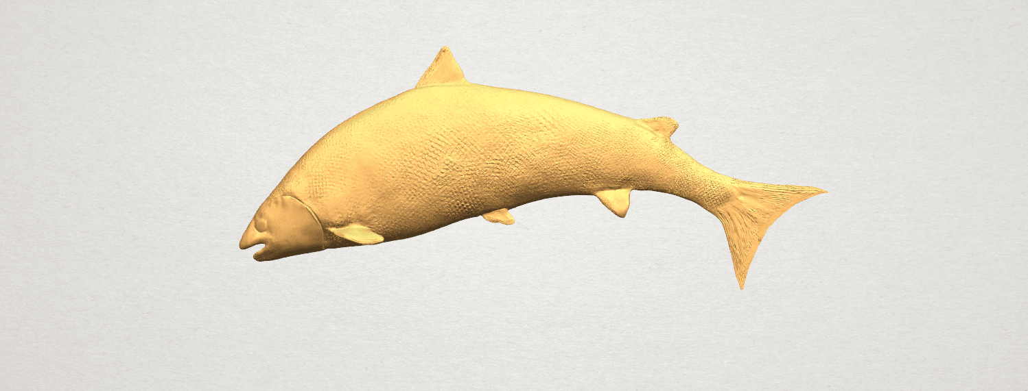 TDA0598 Fish 04 A01 ex980.png Download free STL file  Fish 04 • 3D printable object, GeorgesNikkei