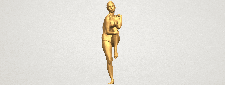 TDA0463 Naked Girl 17 A07.png Download free STL file Naked Girl 17 • Design to 3D print, GeorgesNikkei