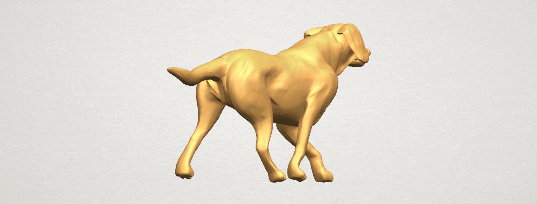 TDA0527 Dog 01 A09.png Download free STL file Dog 01 • 3D printer template, GeorgesNikkei