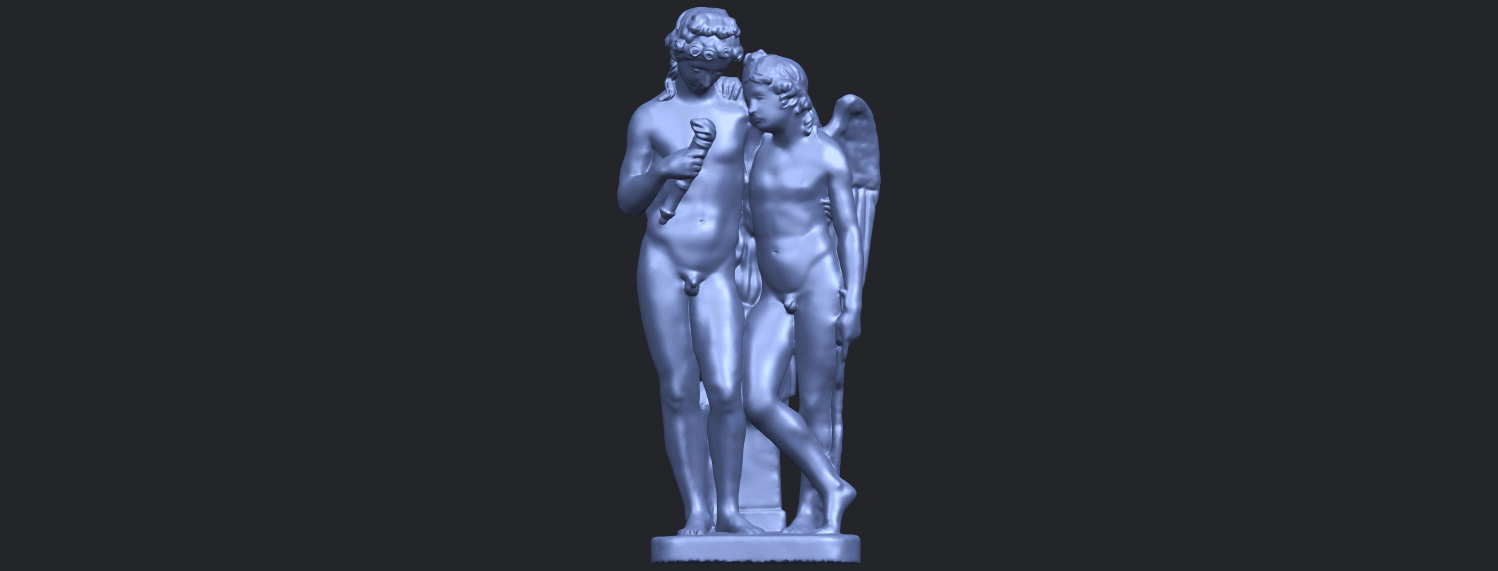 13_Angel_iv_80mmB01.png Download free STL file Angel 04 • Object to 3D print, GeorgesNikkei