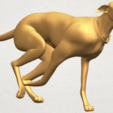 TDA0529 Skinny Dog 01 A02.png Download free STL file Skinny Dog 01 • Object to 3D print, GeorgesNikkei