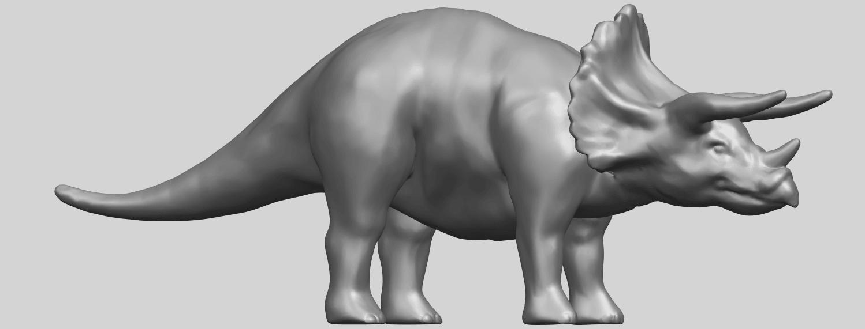 17_TDA0759_Triceratops_01A07.png Télécharger fichier STL gratuit Triceratops 01 • Modèle pour imprimante 3D, GeorgesNikkei