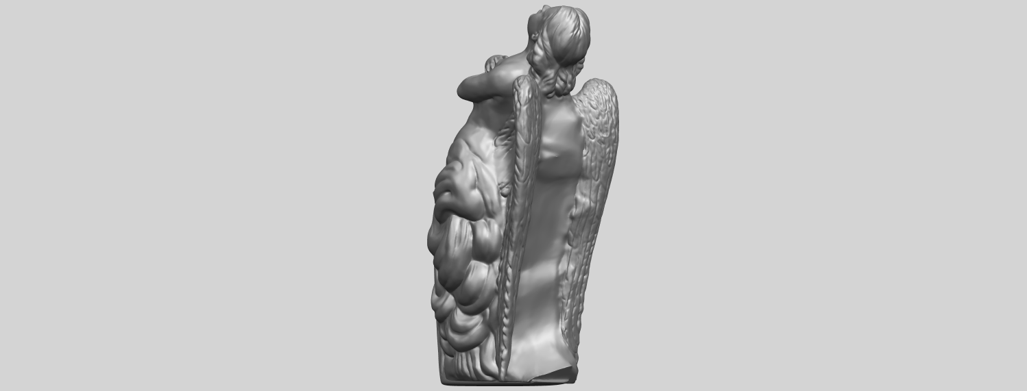 04_Angel_iii_88mmA05.png Download free STL file Angel 03 • 3D printable object, GeorgesNikkei
