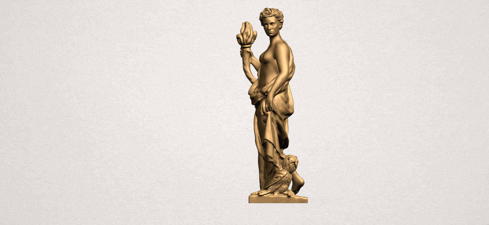 Artemis (i) - A01.png Download free STL file Artemis 01 • Template to 3D print, GeorgesNikkei