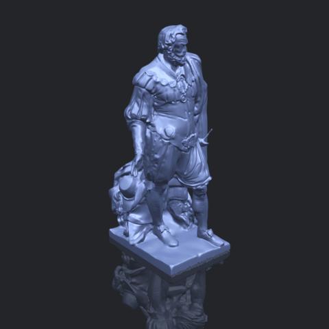 02_TDA0264_Peter_Paul_RubensB00-1.png Télécharger fichier STL gratuit Peter Paul Rubens • Modèle pour imprimante 3D, GeorgesNikkei