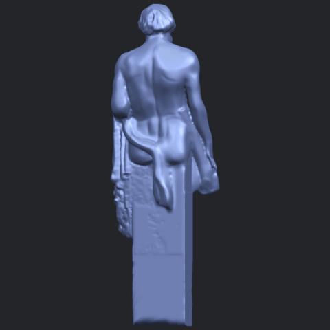 24_TDA0466_Sculpture_of_a_man_02_ex500B07.png Download free STL file Sculpture of a man 03 • 3D print model, GeorgesNikkei