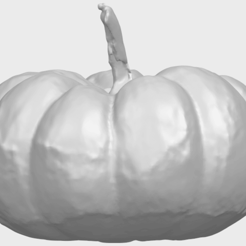 17_TDA0614_Pumpkin_02A05.png Download free STL file Pumpkin 02 • 3D print template, GeorgesNikkei