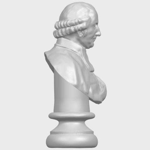24_TDA0620_Sculpture_of_a_head_of_man_02A09.png Télécharger fichier STL gratuit Sculpture d'une tête d'homme 02 • Design à imprimer en 3D, GeorgesNikkei
